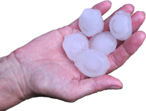 Amery Roofing Contractor - Hail Damage